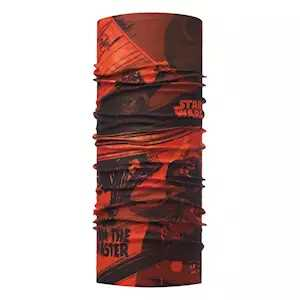 Бандана детская Buff STAR WARS POLAR JUNIOR MASTER SWORD ORANGE, 115433.204.10.00